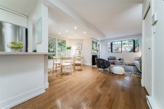 "Photo 6: 104 1922 W 7TH Avenue in Vancouver: Kitsilano Condo for sale in ""MAPLE GARDENS"" (Vancouver West)  : MLS®# R2509137"