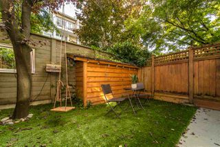 "Photo 22: 104 1922 W 7TH Avenue in Vancouver: Kitsilano Condo for sale in ""MAPLE GARDENS"" (Vancouver West)  : MLS®# R2509137"
