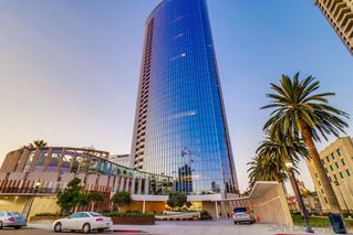 Photo 1: DOWNTOWN Condo for sale : 2 bedrooms : 888 W E Street #603 in San Diego