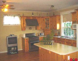 Photo 5: 16807 80TH AV in Surrey: Fleetwood Tynehead House for sale : MLS®# F2512916