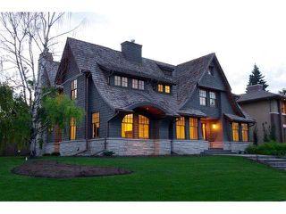 Photo 1: 3411 9 ST SW in CALGARY: Elbow Park Glencoe House for sale (Calgary)  : MLS®# C3435742