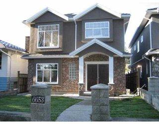 Main Photo: 6653 BROOKS Street in Vancouver: Killarney VE House for sale (Vancouver East)  : MLS®# V679185