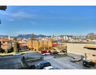"Photo 3: 306 1858 W 5TH Avenue in Vancouver: Kitsilano Condo for sale in ""GREENWICH"" (Vancouver West)  : MLS®# V690914"