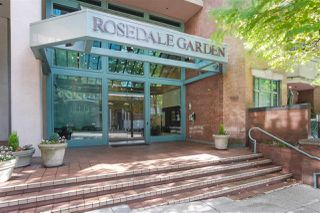 "Main Photo: 2203 888 HAMILTON Street in Vancouver: Downtown VW Condo for sale in ""ROSEDALE GARDENS"" (Vancouver West)  : MLS®# R2407022"