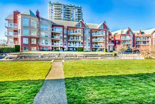 "Photo 19: 208 1230 QUAYSIDE Drive in New Westminster: Quay Condo for sale in ""Tiffany Shores"" : MLS®# R2432289"