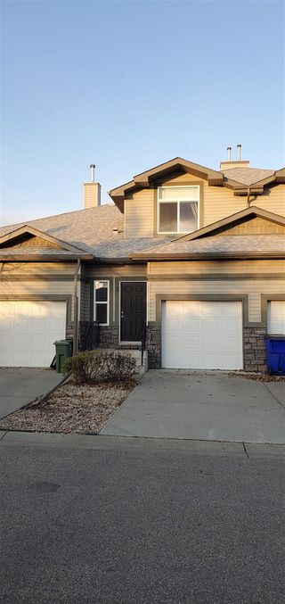 Main Photo: 3 10 WOODCREST Lane: Fort Saskatchewan Townhouse for sale : MLS®# E4178804