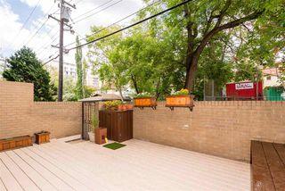 Photo 23: 114 11220 99 Avenue in Edmonton: Zone 12 Condo for sale : MLS®# E4204271