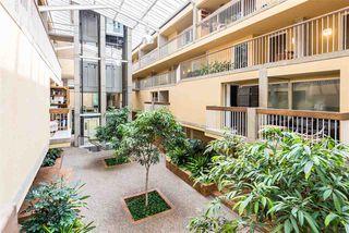 Photo 38: 114 11220 99 Avenue in Edmonton: Zone 12 Condo for sale : MLS®# E4204271