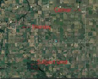 Photo 2: 48251 RGE RD 281: Rural Leduc County Rural Land/Vacant Lot for sale : MLS®# E4205954