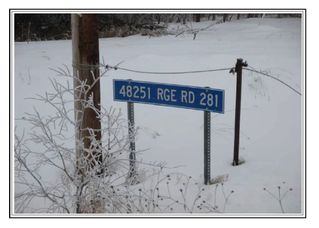 Photo 6: 48251 RGE RD 281: Rural Leduc County Rural Land/Vacant Lot for sale : MLS®# E4205954