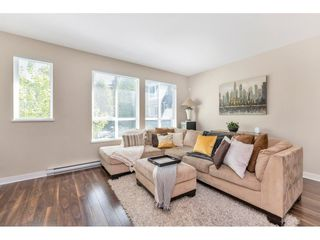 "Photo 3: 120 1480 SOUTHVIEW Street in Coquitlam: Burke Mountain Townhouse for sale in ""CEDAR CREEK"" : MLS®# R2492904"