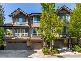 "Photo 1: 120 1480 SOUTHVIEW Street in Coquitlam: Burke Mountain Townhouse for sale in ""CEDAR CREEK"" : MLS®# R2492904"