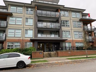 "Photo 1: 313 607 COTTONWOOD Avenue in Coquitlam: Coquitlam West Condo for sale in ""STANTON HOUSE"" : MLS®# R2520402"