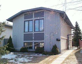 Photo 1: 94 DALHOUSIE Drive in WINNIPEG: Fort Garry / Whyte Ridge / St Norbert Single Family Detached for sale (South Winnipeg)  : MLS®# 2704989