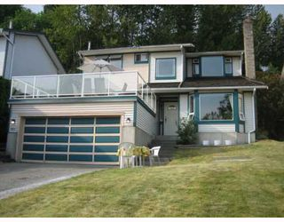 "Photo 1: 648 THURSTON CS in Port_Moody: North Shore Pt Moody House for sale in ""NORTH SHORE"" (Port Moody)  : MLS®# V770287"