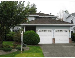 "Photo 1: 2442 KENSINGTON in Port_Coquitlam: Citadel PQ House for sale in ""CITADEL"" (Port Coquitlam)  : MLS®# V671581"