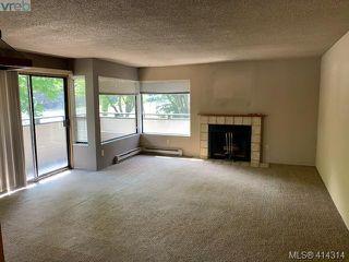 Photo 1: 403 3274 Glasgow Avenue in VICTORIA: SE Quadra Condo Apartment for sale (Saanich East)  : MLS®# 414314