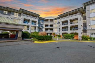 "Photo 1: 315 10533 UNIVERSITY Drive in Surrey: Whalley Condo for sale in ""THE PARKVIEW"" (North Surrey)  : MLS®# R2430183"