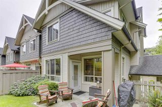 Photo 26: 39 1362 PURCELL DRIVE in Coquitlam: Westwood Plateau Townhouse for sale : MLS®# R2479156