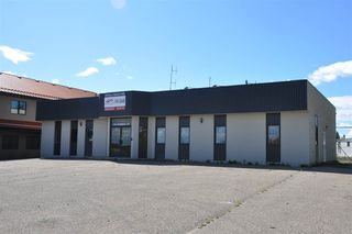 Photo 1: 5207 Industrial Rd: Drayton Valley Office for sale or lease : MLS®# E4207791