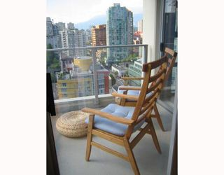 Photo 7: # 2304 1225 RICHARDS ST in Vancouver: Downtown VW Condo for sale (Vancouver West)  : MLS®# V797515