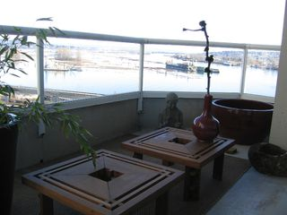 """Photo 9: 702 69 JAMIESON Court in New_Westminster: Fraserview NW Condo for sale in """"Palace Quay"""" (New Westminster)  : MLS®# V687132"""