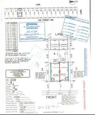 Photo 12: 11016 149 Street in Edmonton: Zone 21 Vacant Lot for sale : MLS®# E4169820