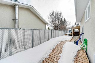 Photo 32: 39 CAMELOT Avenue: Leduc House for sale : MLS®# E4191343