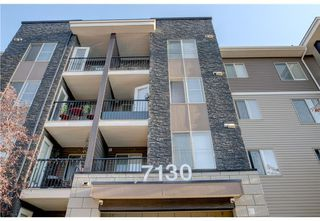 Photo 2: 119 7130 80 Avenue NE in Calgary: Saddle Ridge Apartment for sale : MLS®# A1043063