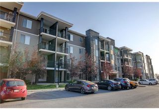 Photo 1: 119 7130 80 Avenue NE in Calgary: Saddle Ridge Apartment for sale : MLS®# A1043063