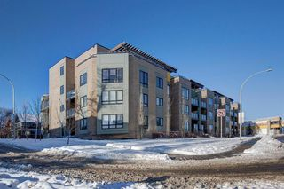 Main Photo: 104 611 Edmonton Trail NE in Calgary: Crescent Heights Apartment for sale : MLS®# A1056468
