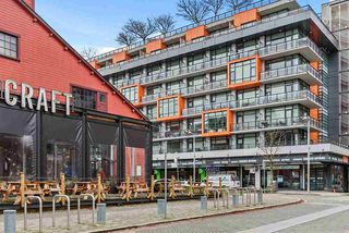 "Main Photo: 509 123 W 1ST Avenue in Vancouver: False Creek Condo for sale in ""COMPASS"" (Vancouver West)  : MLS®# R2527848"
