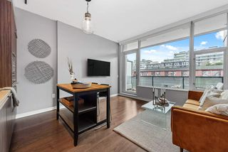 """Photo 2: 509 123 W 1ST Avenue in Vancouver: False Creek Condo for sale in """"COMPASS"""" (Vancouver West)  : MLS®# R2527848"""