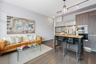"""Photo 4: 509 123 W 1ST Avenue in Vancouver: False Creek Condo for sale in """"COMPASS"""" (Vancouver West)  : MLS®# R2527848"""