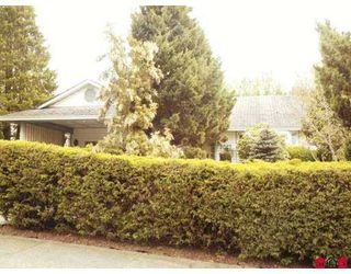 Main Photo: 3043 ASH Street in Abbotsford: Central Abbotsford House for sale : MLS®# F2710591
