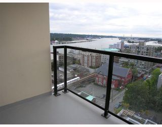 """Photo 8: 1403 610 Victoria Street in New_Westminster: Downtown NW Condo for sale in """"""""THE POINT"""""""" (New Westminster)  : MLS®# V662959"""