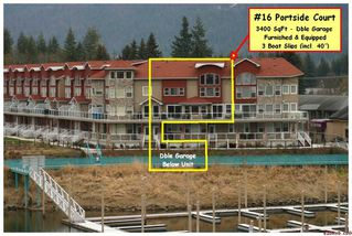 Photo 3: 16 1130 Riverside AVE in Sicamous: Waterfront House for sale : MLS®# 10039741