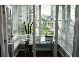 "Photo 7: 808 928 BEATTY Street in Vancouver: Downtown VW Condo for sale in ""The Max"" (Vancouver West)  : MLS®# V714659"