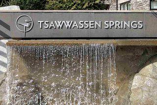 "Photo 1: 313 5055 SPRINGS Boulevard in Tsawwassen: Cliff Drive Condo for sale in ""TSAWWASSEN SPRINGS"" : MLS®# R2404819"