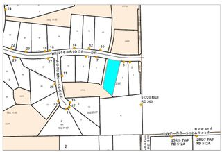 Photo 5: 5-51222 RGE RD 260: Rural Parkland County Rural Land/Vacant Lot for sale : MLS®# E4194616