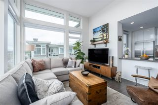 "Photo 10: 509 255 W 1ST Street in North Vancouver: Lower Lonsdale Condo for sale in ""West Quay"" : MLS®# R2458094"