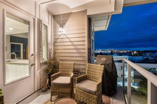 "Photo 8: 509 255 W 1ST Street in North Vancouver: Lower Lonsdale Condo for sale in ""West Quay"" : MLS®# R2458094"