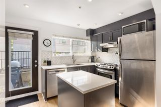 Photo 5: 5 1638 E GEORGIA STREET in Vancouver: Hastings Townhouse for sale (Vancouver East)  : MLS®# R2456682