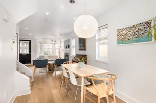 Photo 3: 5 1638 E GEORGIA STREET in Vancouver: Hastings Townhouse for sale (Vancouver East)  : MLS®# R2456682