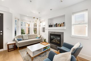 Photo 2: 5 1638 E GEORGIA STREET in Vancouver: Hastings Townhouse for sale (Vancouver East)  : MLS®# R2456682