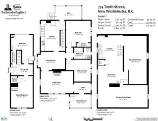 Photo 23: 734 TENTH Street in New Westminster: Moody Park House for sale : MLS®# R2475321