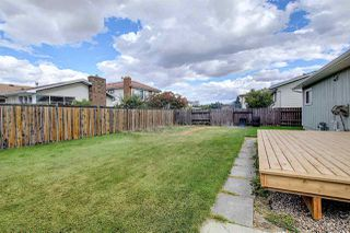 Photo 43: 25 STIRLING Road in Edmonton: Zone 27 House for sale : MLS®# E4215828