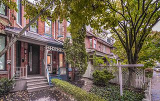 Main Photo: 159 Pape Avenue in Toronto: South Riverdale House (2 1/2 Storey) for sale (Toronto E01)  : MLS®# E4960066