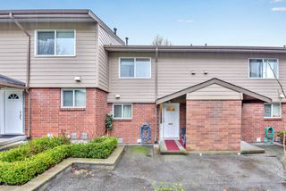 "Photo 1: 110 10748 GUILDFORD Drive in Surrey: Guildford Townhouse for sale in ""Guildford Close"" (North Surrey)  : MLS®# R2526567"
