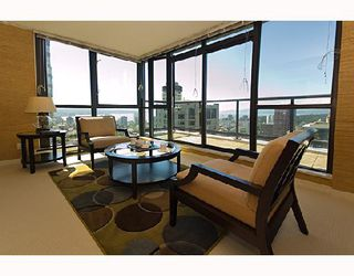 "Photo 6: 3202 1331 ALBERNI Street in Vancouver: West End VW Condo for sale in ""THE LIONS"" (Vancouver West)  : MLS®# V660192"